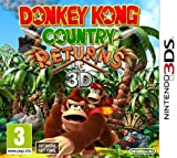 3DS Donkey Kong Country Returns (PEGI)