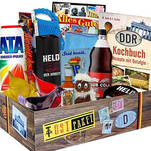 Ostpaket Intershop + Kultige DDR Produkte + Geschenkidee Mutti -