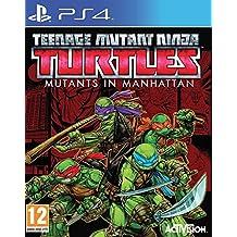 Teenage Mutant Ninja Turtles : Des Mutants À Manhattan [Importación Francesa]