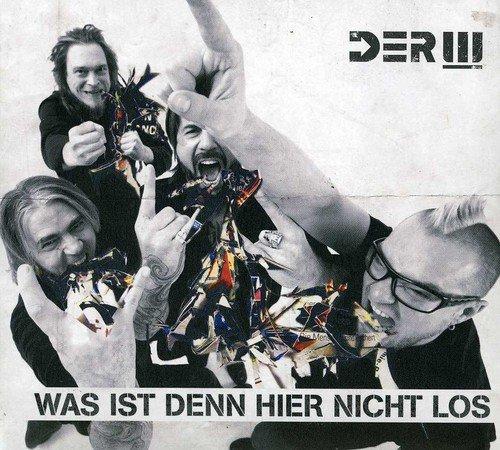 Was Ist Denn Hier Nicht Los Mini Album by Der W (2010-12-21) (Was Ist Chi)