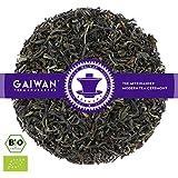 """Núm. 1189: Té negro orgánico """"Darjeeling Seeyok SFTGFOP1"""" - hojas sueltas ecológico - 100 g - GAIWAN® GERMANY - té negro de la agricultura ecológica en la India"""