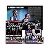 Bundle: Sonic Seducer 05-2017 mit Rammstein Titelstory + Sonic Seducer 06-2017: Insg. 16 S. exklusives Interview zum neuen Rammstein Album + 2 CDs, Bands: Depeche Mode, VNV Nation u.v.m.