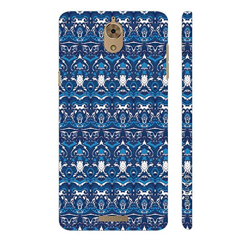 Enthopia Designer Hardshell Case Heritage Art Back Cover for Coolpad Mega 2.5