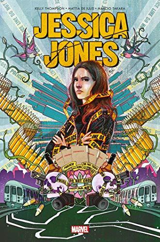 Jessica Jones: Angle mort par  Kelly Thompson, Mattia De Lulis