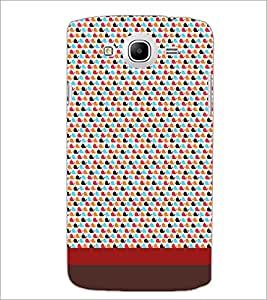 PrintDhaba Fish Pattern D-1853 Back Case Cover for SAMSUNG GALAXY MEGA 5.8 (Multi-Coloured)