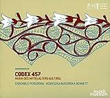 Codex 457-Musik des Mittelalters aus Tirol [Import allemand]