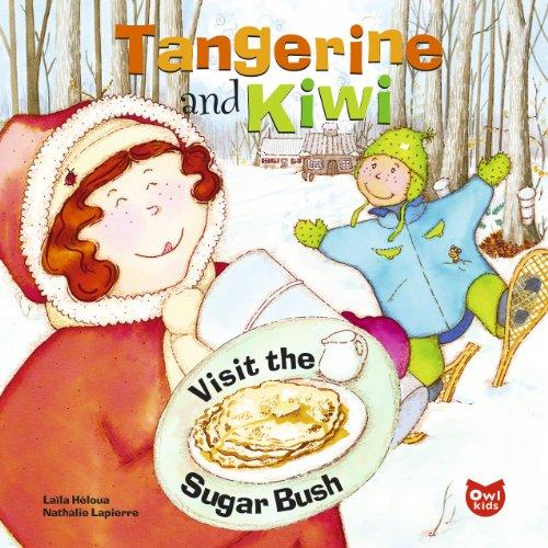 Tangerine And Kiwi: Visit the Sugar Bush