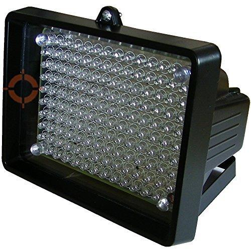 ZL-ZT eigenes Wasserdicht DC12V LED (1405mm Durchmesser) Infrarot (850nm/940nm) Illuminator mit Multi Abstrahlwinkel Optionen (30/45/60/90Grad)