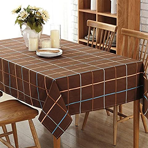 Toile de table classique en toile classique table de café nappe de tissu en tissu , 1 , 100*140cm