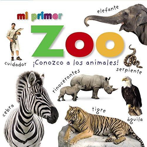 Mi primer zoo. ¡Conozco a los animales!