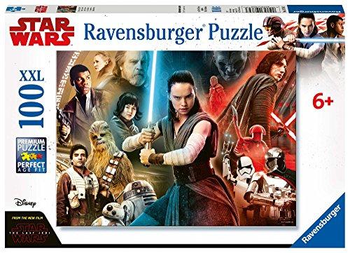 Ravensburger Star Wars Episode VIII The Last Jedi - XXL, 100 Teile