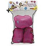 Soy Luna YLU02411 - Kit Protezioni Bambina per Pattini, Taglia L immagine