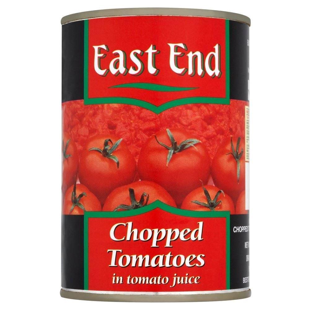 East End Polpa Di Pomodoro In Succo Di Pomodoro (400g) (Confezione da 6)