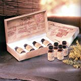 Fragranza Aromatica Profumi a base di Oli essenziali per Sauna e Bagno Turco Kit 4X20ml - SPEDIZIONE IMMEDIATA