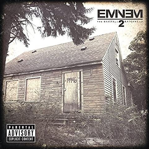 The Marshall Mathers LP2 (Standard EX) by Aftermath