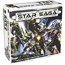 Mantic Games MGSS101 Star Saga: the Eiras Contract Core Play Set