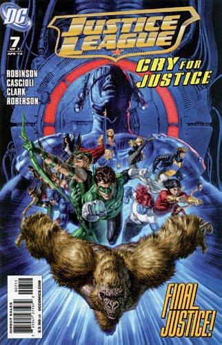 Justice League, Tome 2 : La justice à tout prix
