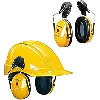 Coquilles antibruit 3M™ PELTOR™ Optime™ I H510P3E-405-GU - Jaune - avec attaches P3E