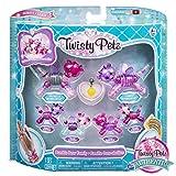Twisty Petz, Braccialetti Trasformabili versione famiglia, Confezione da 6 Pezzi, 2 standard e 4 cuccioli, Modelli Assortiti, dai 4 anni, Multicolore, 6053524
