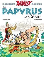 Astérix - Tome 36 - Le Papyrus de César de René Goscinny