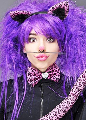 Rosa die Cheshire-Katze Zubehör ()