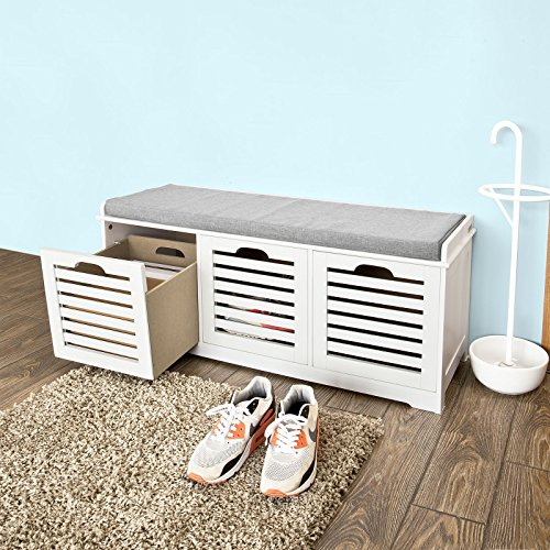 sobuyr-white-storage-bench-with-3-drawers-removable-seat-cushion-shoe-cabinet-shoe-bench-fsr23-w