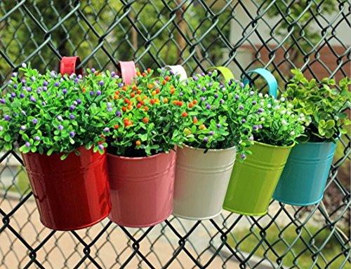 Decorazione Vasi Da Giardino : Vasi di fiori di plastica giardino di piante pentole piccoli vasi