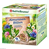 BAD HEILBRUNNER Almwiesenblüten Pyramidenbtl. 15 St Filterbeutel