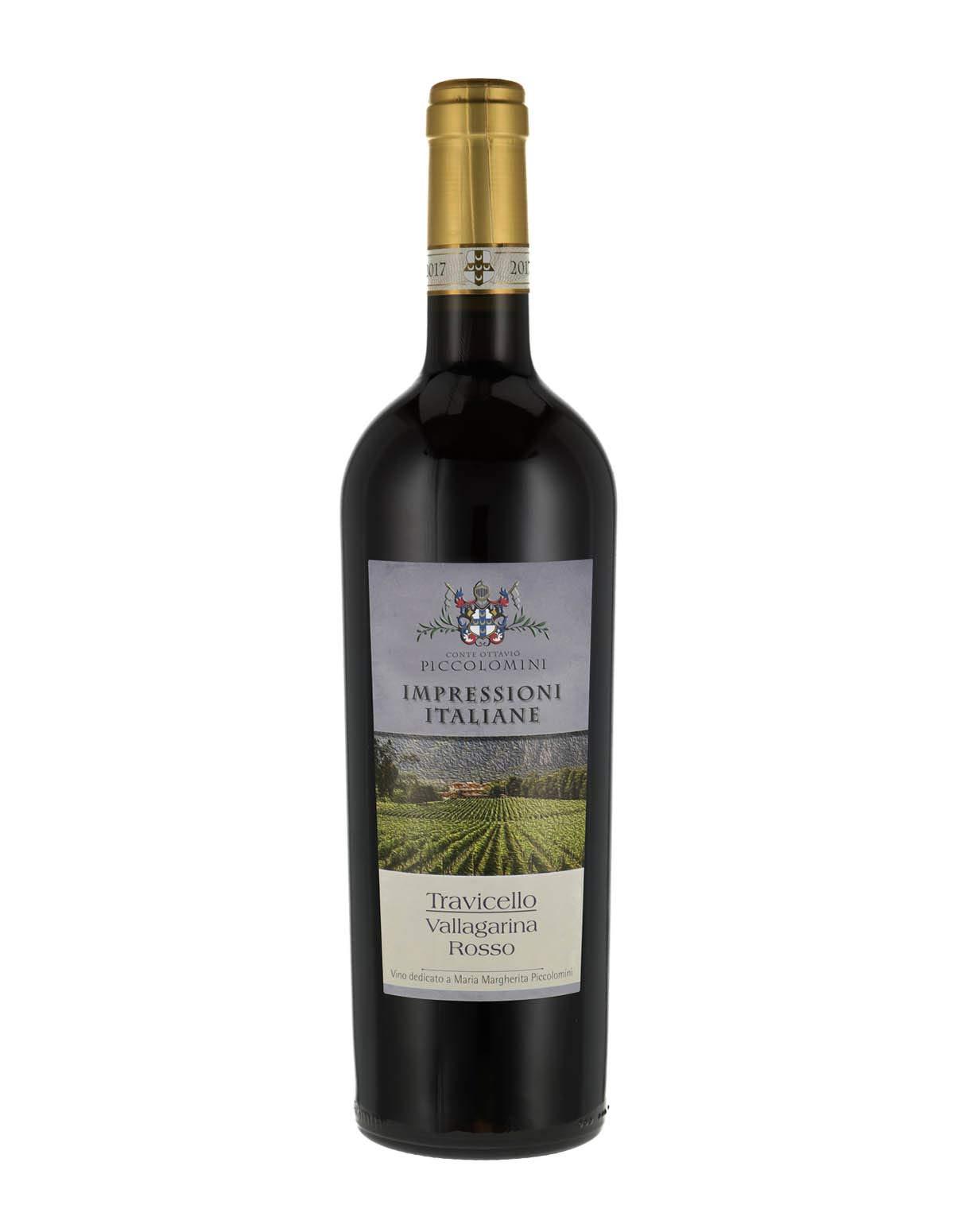 Piccolomini-Travicello-Vallagarina-Rosso-IGP-s-Rotwein1x-0750-Ltr