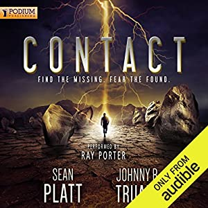 Contact: Alien Invasion, Book 2