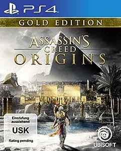 Assassin's Creed Origins - Gold  Edition - [PlayStation 4]