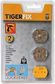 Tiger Tigerfix-lijmsysteem.