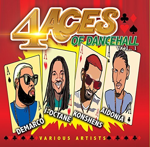 4 Aces of Dancehall by Various Artists (2015-08-03)