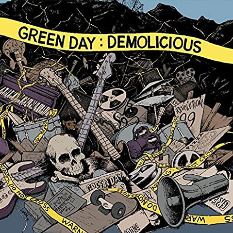 Green Day Demolicious - Demolicious [Import