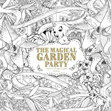 The Magical Garden Party: Creative Art Therapy For Adults