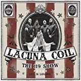 Anklicken zum Vergrößeren: Lacuna Coil - The 119 Show - Live In London (2CD+DVD) (Audio CD)