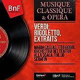 Rigoletto, Act II: 'PoveroRigoletto!' (Marullo, Rigoletto, Count Ceprano, Page, Matteo Borsa, Choir)