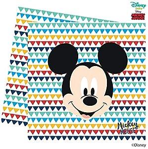 Procos servilleta 33cm 3Velos Mikey ratón Awesome, Multicolor, 5pr89905