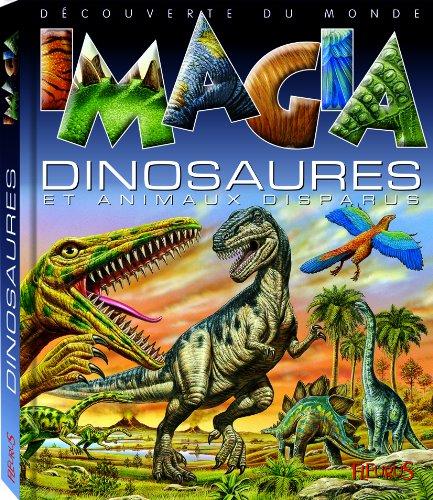Dinosaures et animaux disparus : Avec un puzzle