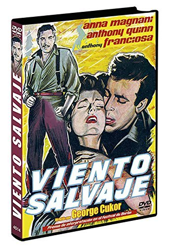 Wild Is the Wind [ NON-USA FORMAT, PAL, Reg.0 Import - Spain ] by Anna Magnani