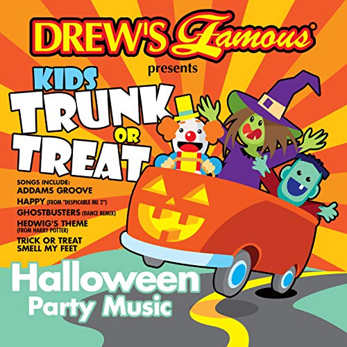 Kids Trunk Or Treat Halloween Party Music (Drew S Halloween Party-musik)