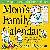 Best Libros En Parentings - Mom's Family Wall Calendar 2019 Review