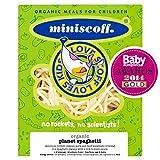 Miniscoff Organic Planet Spaghetti and Meatballs, 270 g (Frozen)