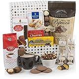 Schokoladen-Genuss-Präsentkorb - Luxus-Schokoladen-Geschenkkörbe - Das ultimative süße Geschenk für alle Gelegenheiten