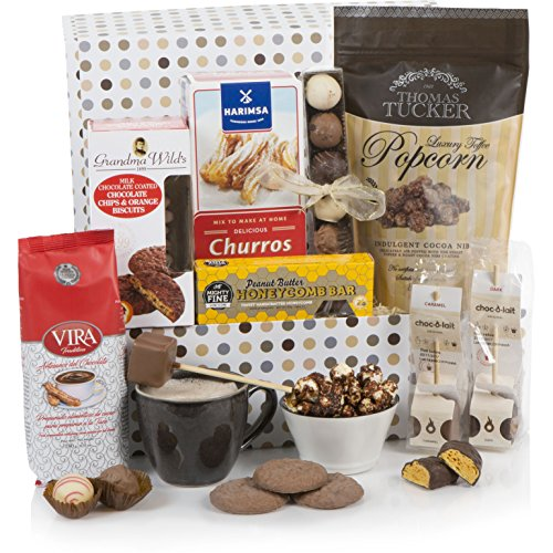 Chocolate Indulgence Hamper - Luxury Chocolate Hampers - Birthday & Easter Gifts - The Ultimate Sweet Gift For All Occasions