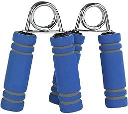 SIXON Sports Foam Hand Gripper Blue Pack of 2 (A39)
