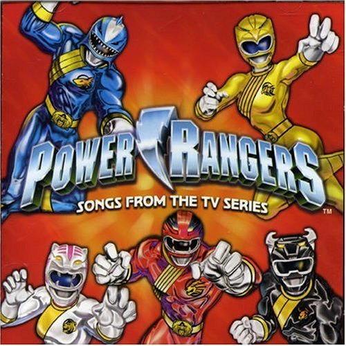 Best of Power Rangers: Songs from TV Series by Various Artists