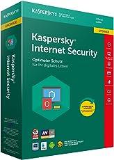Kaspersky Internet Security 2018 Upgrade | 1 Gerät | 1 Jahr | Windows/Mac/Android | Download