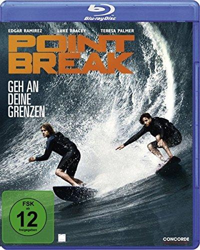 Point Break [Blu-ray] (Ultimatum Das Blu-ray Bourne)