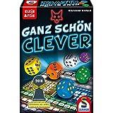 Schmidt Games 49340 Heel Mooi Clever, kubusspel uit de serie Klein & Fein, kleurrijk